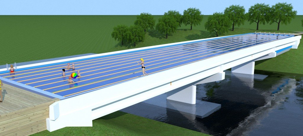 swimming bridge 3