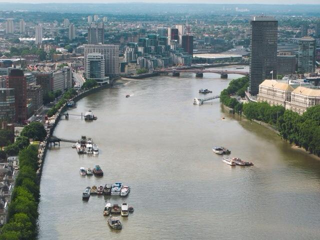 bridge visualization London bridge final