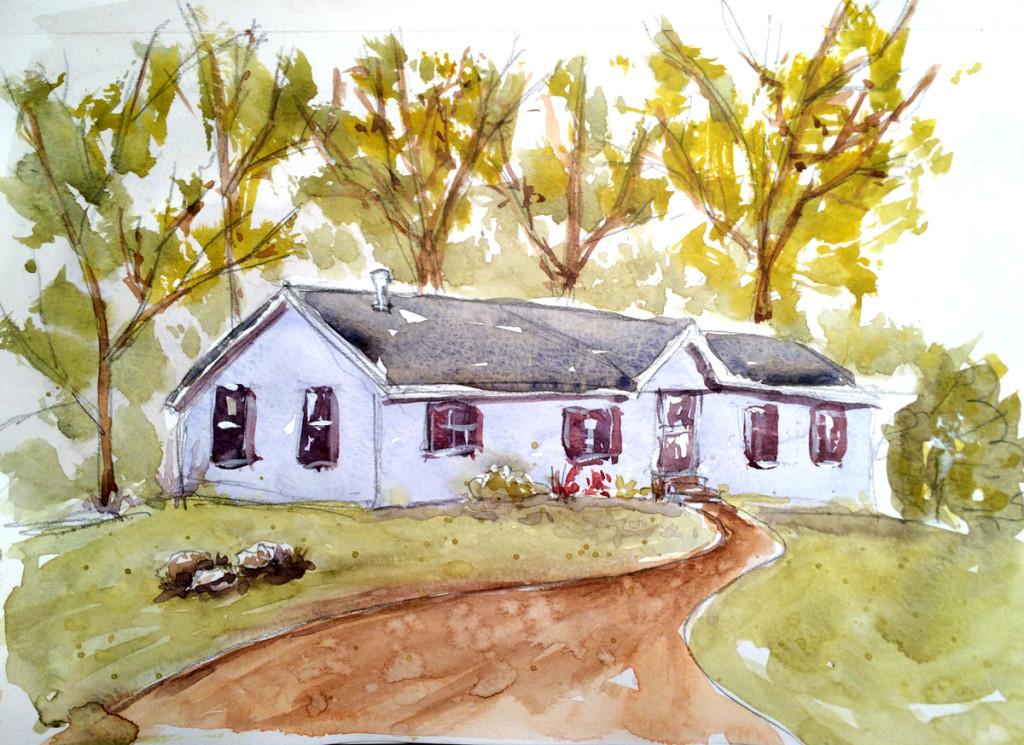 farm house TBG
